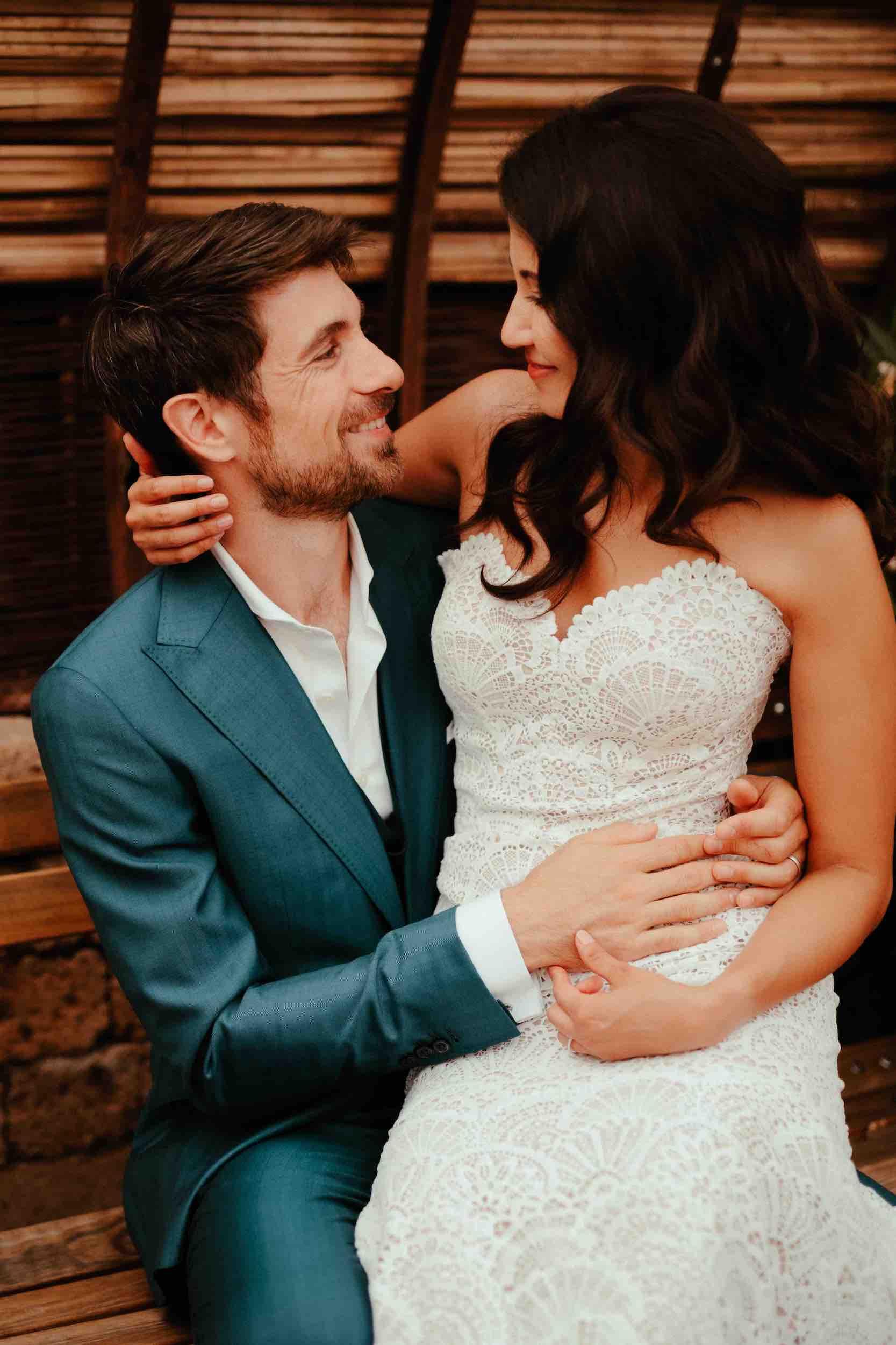 Wedding image - Dalbiondo wedding attire