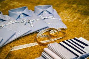 Dalbiondo's made to measure shirts and bespoke fabrics