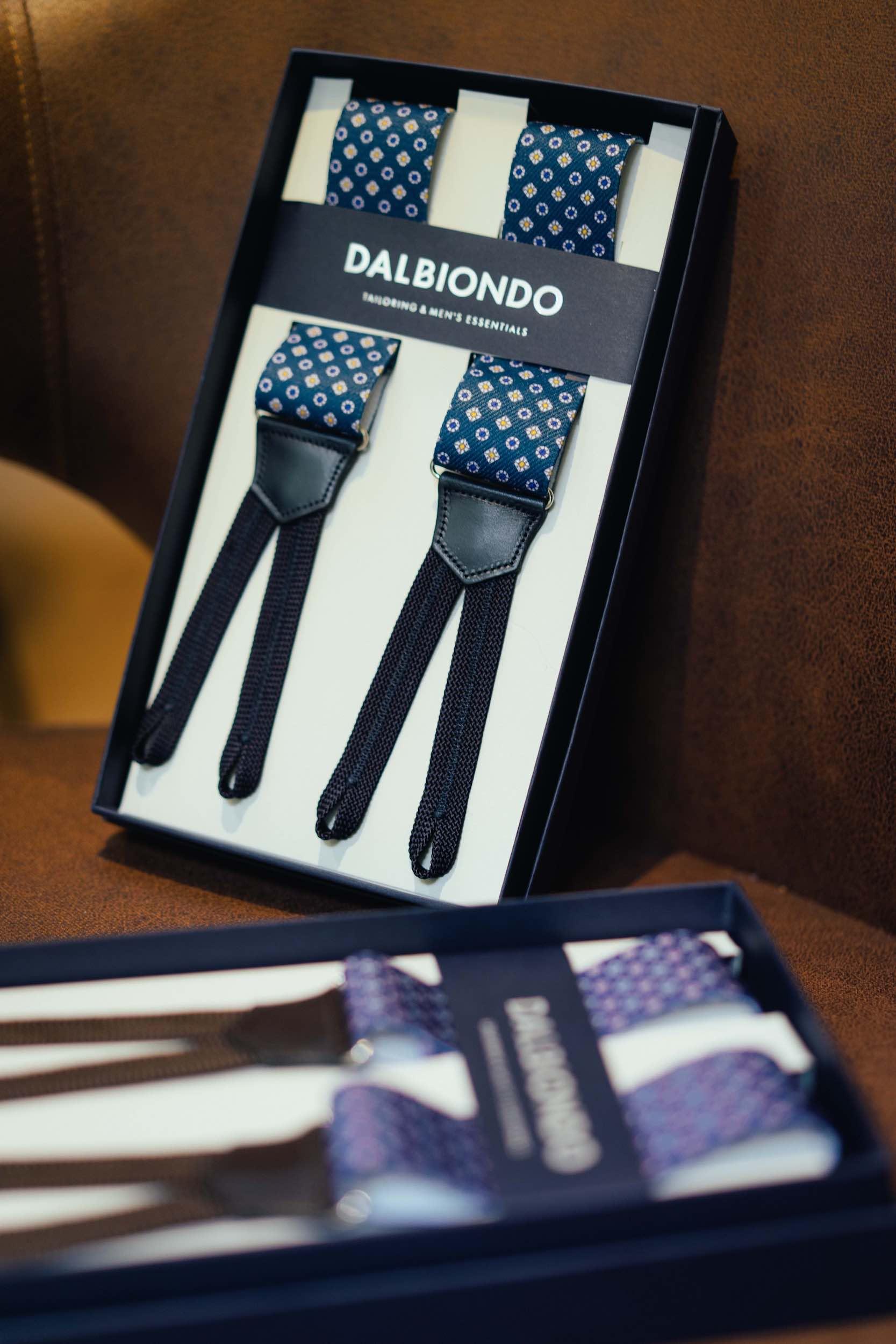 Dalbiondo's handmade in Italy braces